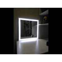 Зеркало в ванную комнату с подсветкой светодиодной лентой Люмиро